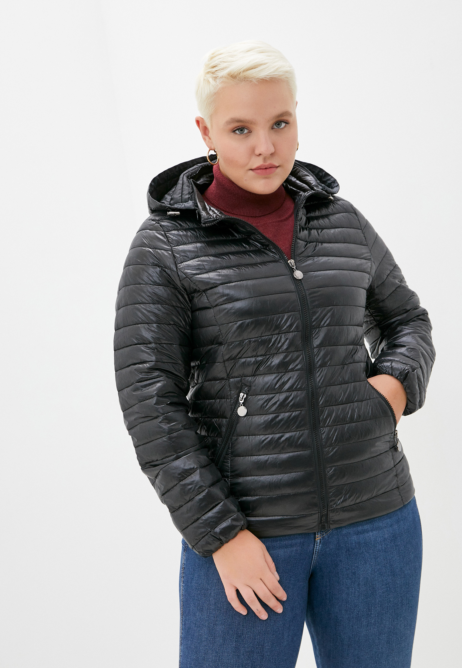 Утепленная куртка Z-Design B018-HV1007
