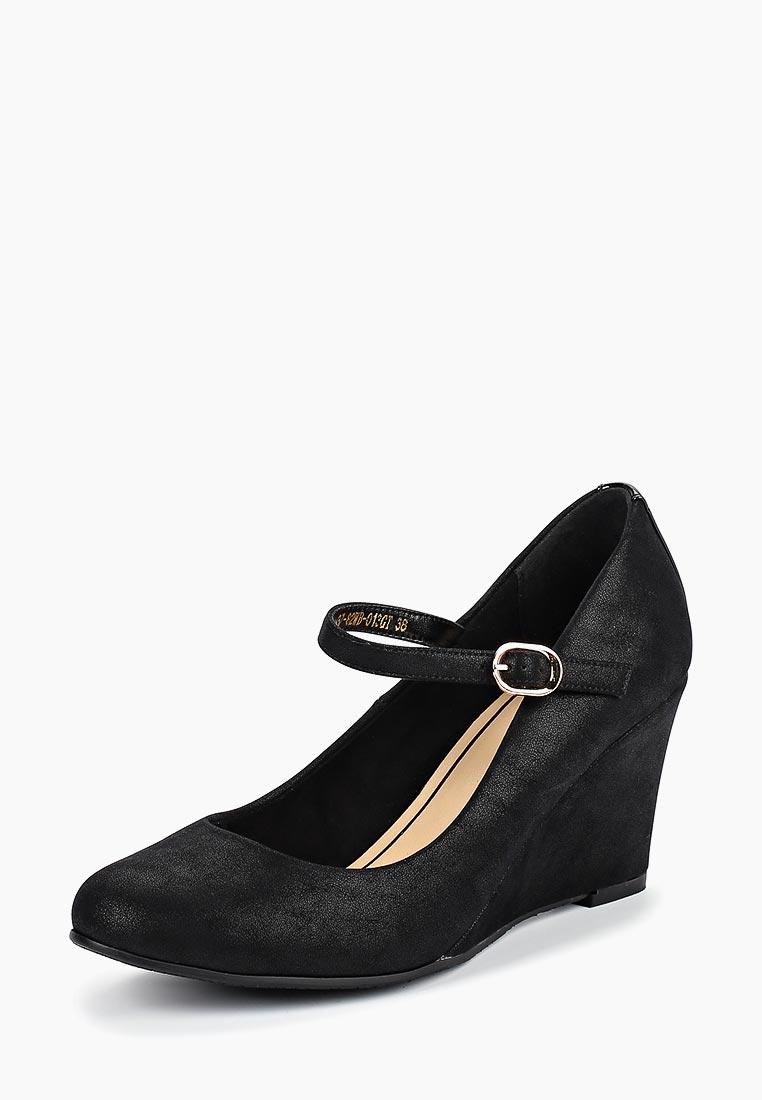 Женские туфли Zenden Woman 37-82WB-013GT