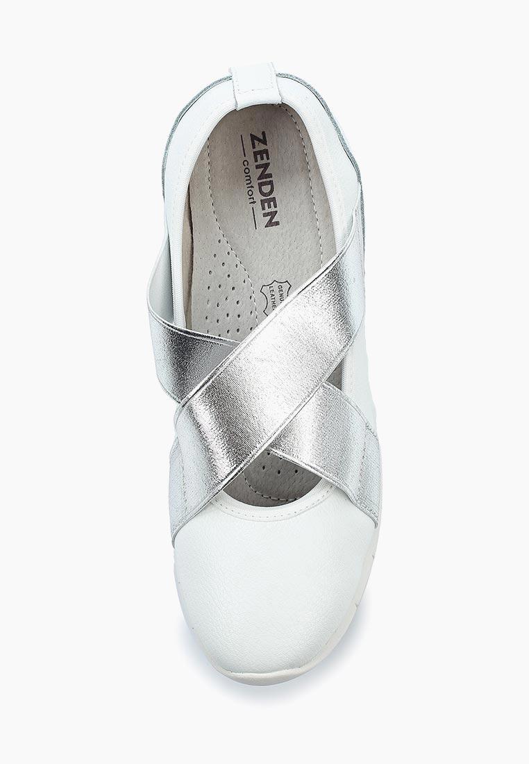 Женские балетки Zenden Comfort 40-33WA-045ZT: изображение 9