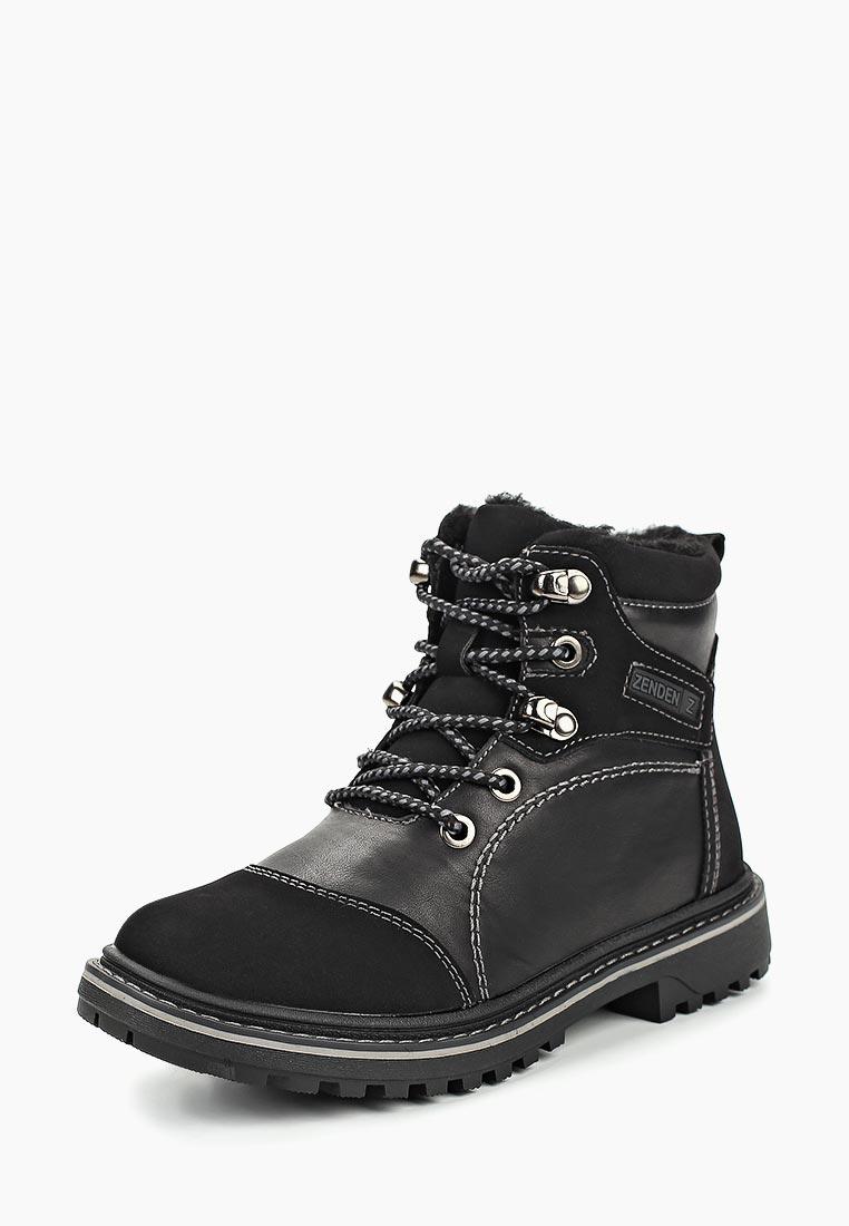 Ботинки для мальчиков Zenden Collection 98-32BV-084SN