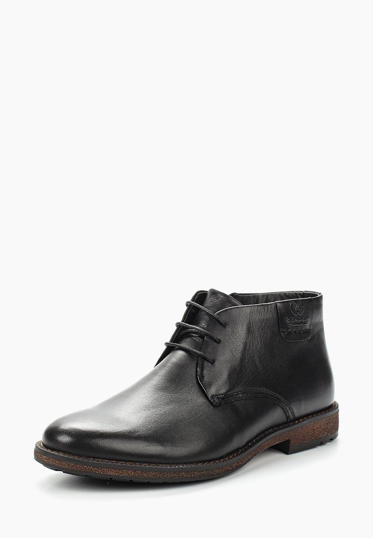Мужские ботинки Zenden Collection 73-28MV-039KR