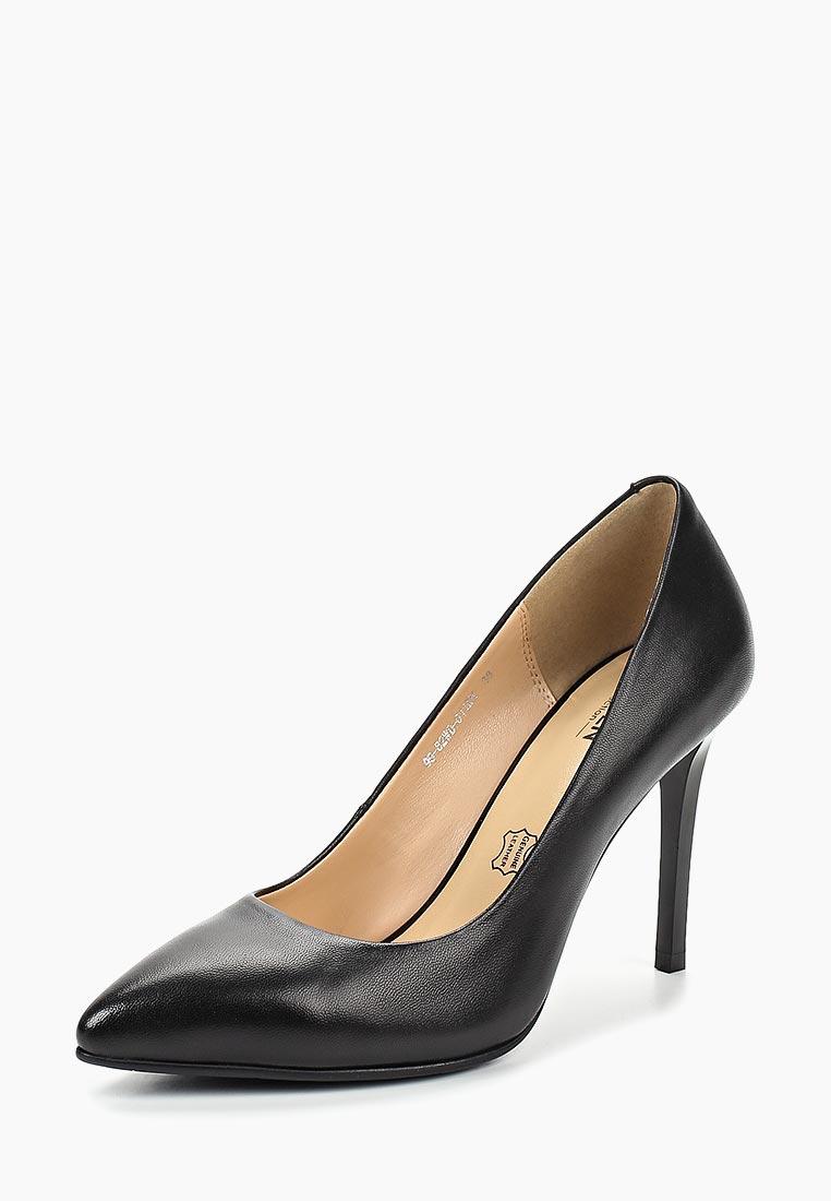 Женские туфли Zenden Collection 99-82WB-011KK