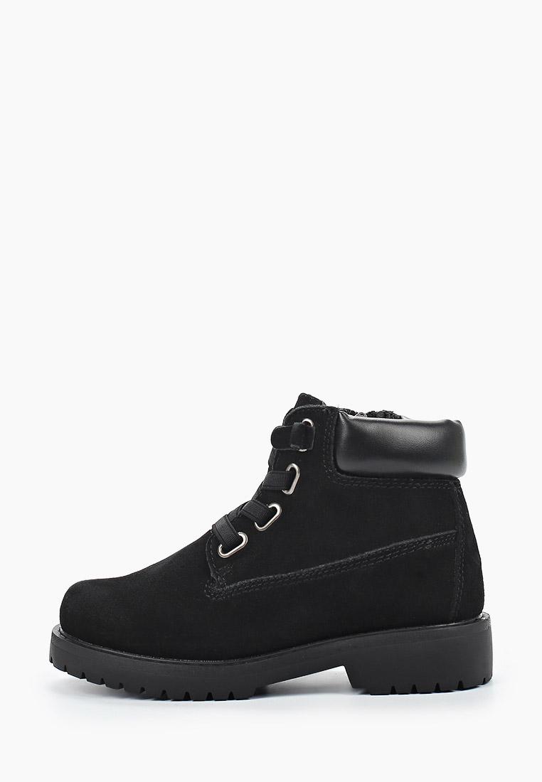 Ботинки для девочек Zenden First 76-92GO-001FN