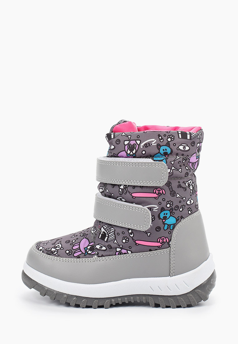 Ботинки для девочек Zenden First 76-92GO-015TN