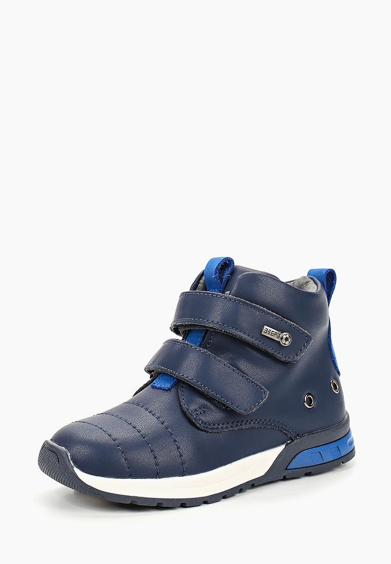 Ботинки для мальчиков Зебра 12858-5