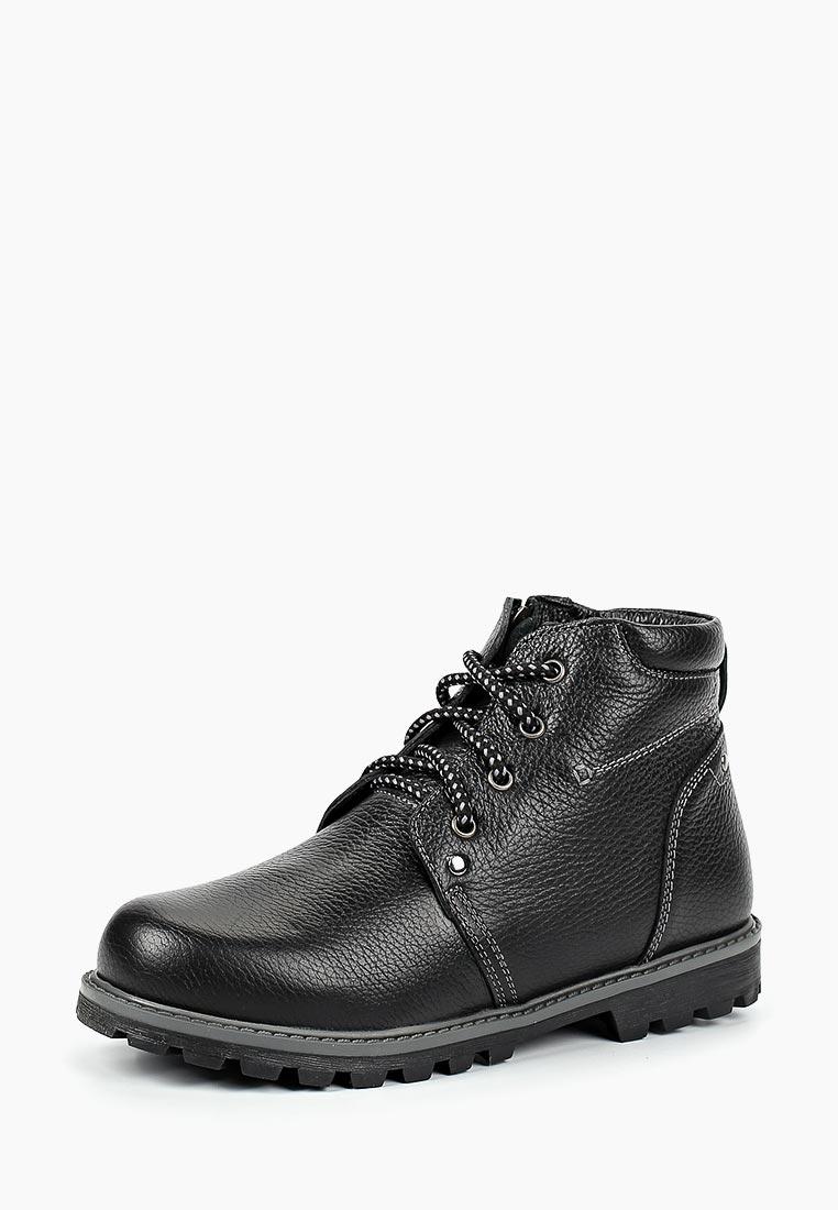 Ботинки для мальчиков Зебра 12167-1