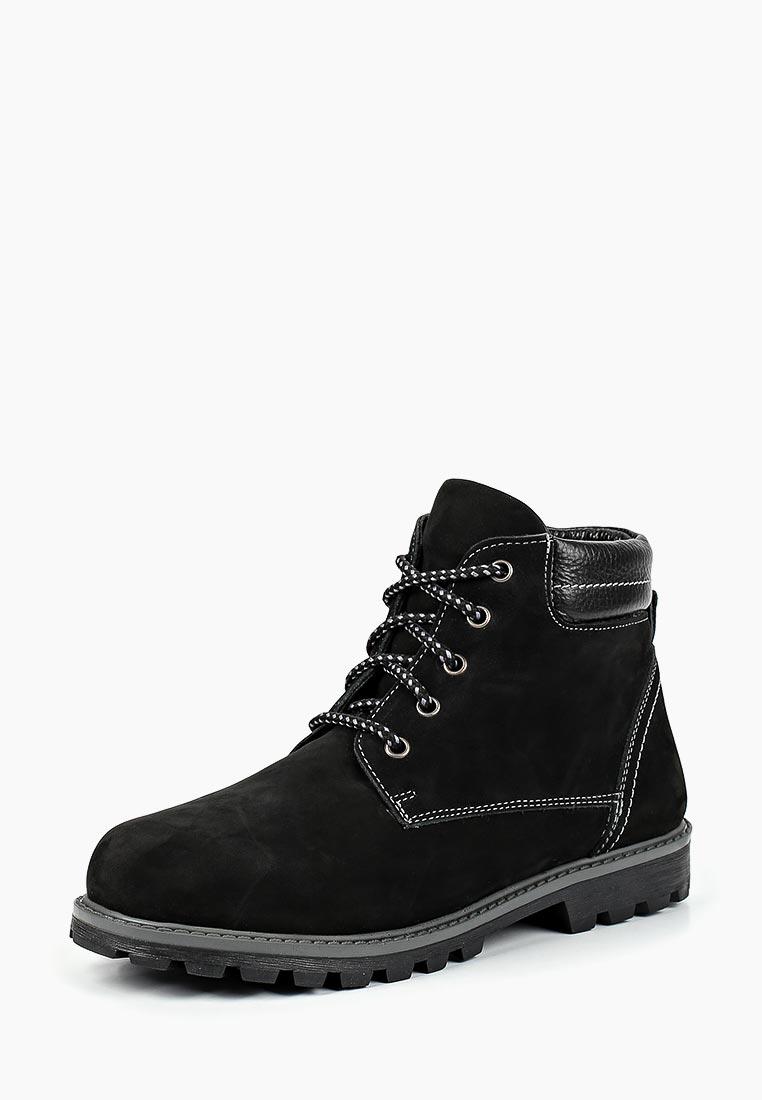 Ботинки для мальчиков Зебра 12168-1