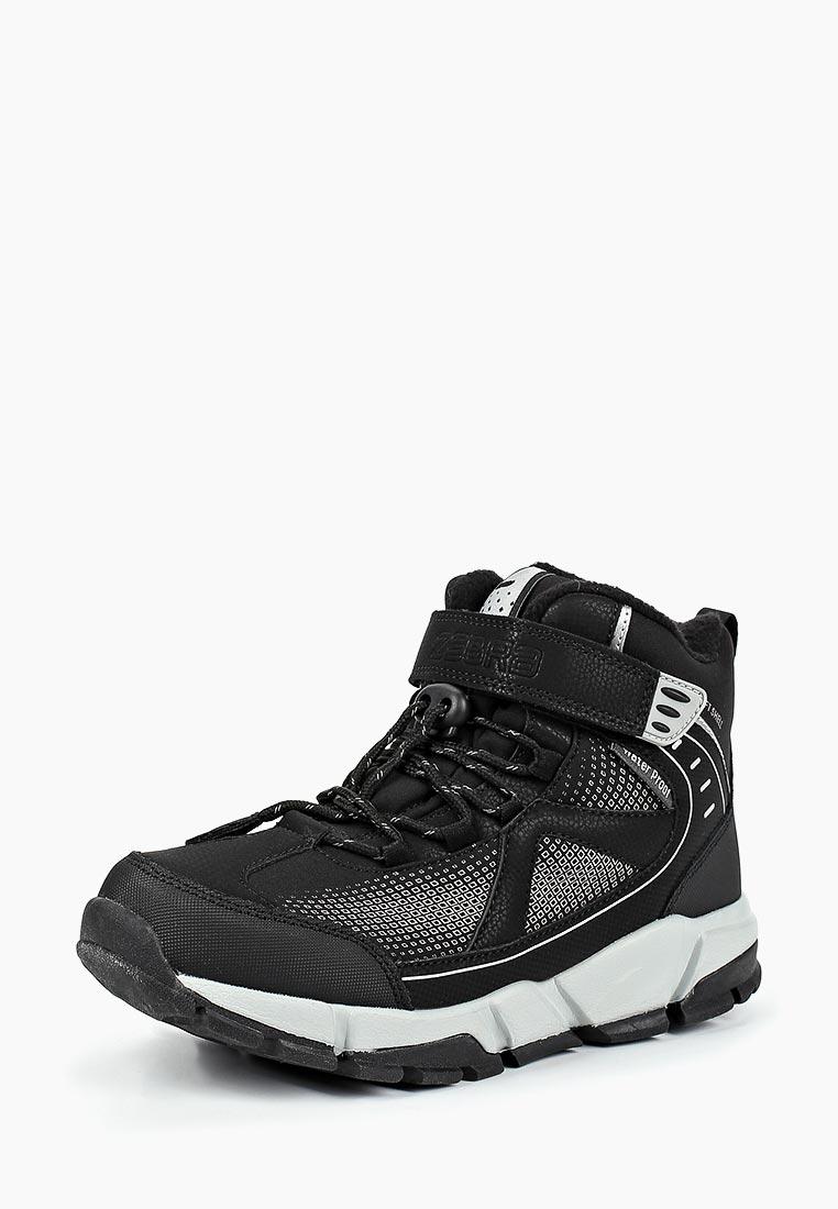 Ботинки для мальчиков Зебра 12647-1