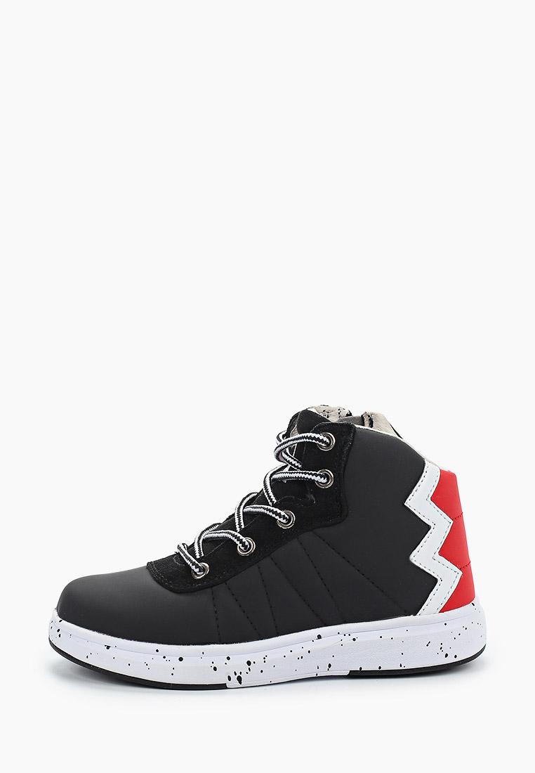 Ботинки для мальчиков Зебра 13519-1