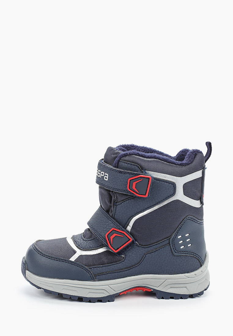 Ботинки для мальчиков Зебра 13513-5