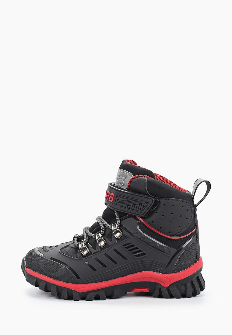Ботинки для мальчиков Зебра 13992-1