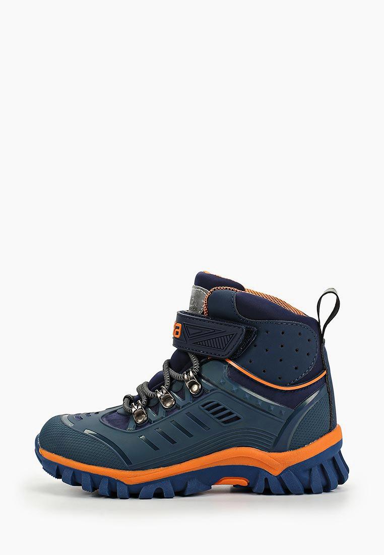 Ботинки для мальчиков Зебра 13993-5