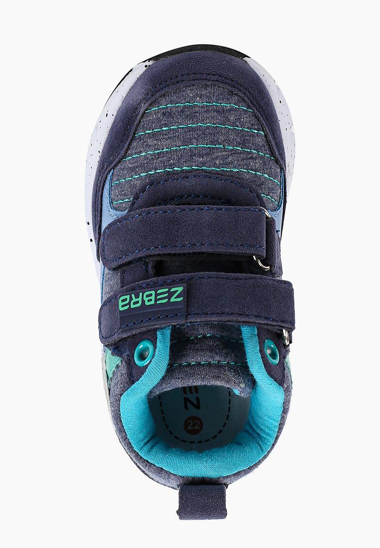 Кроссовки для мальчиков Зебра 15332-5: изображение 4