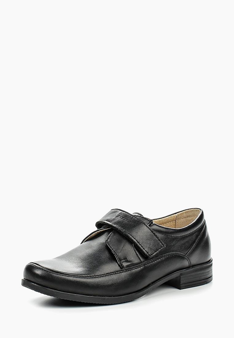 Туфли для мальчиков Зебра 10784-1