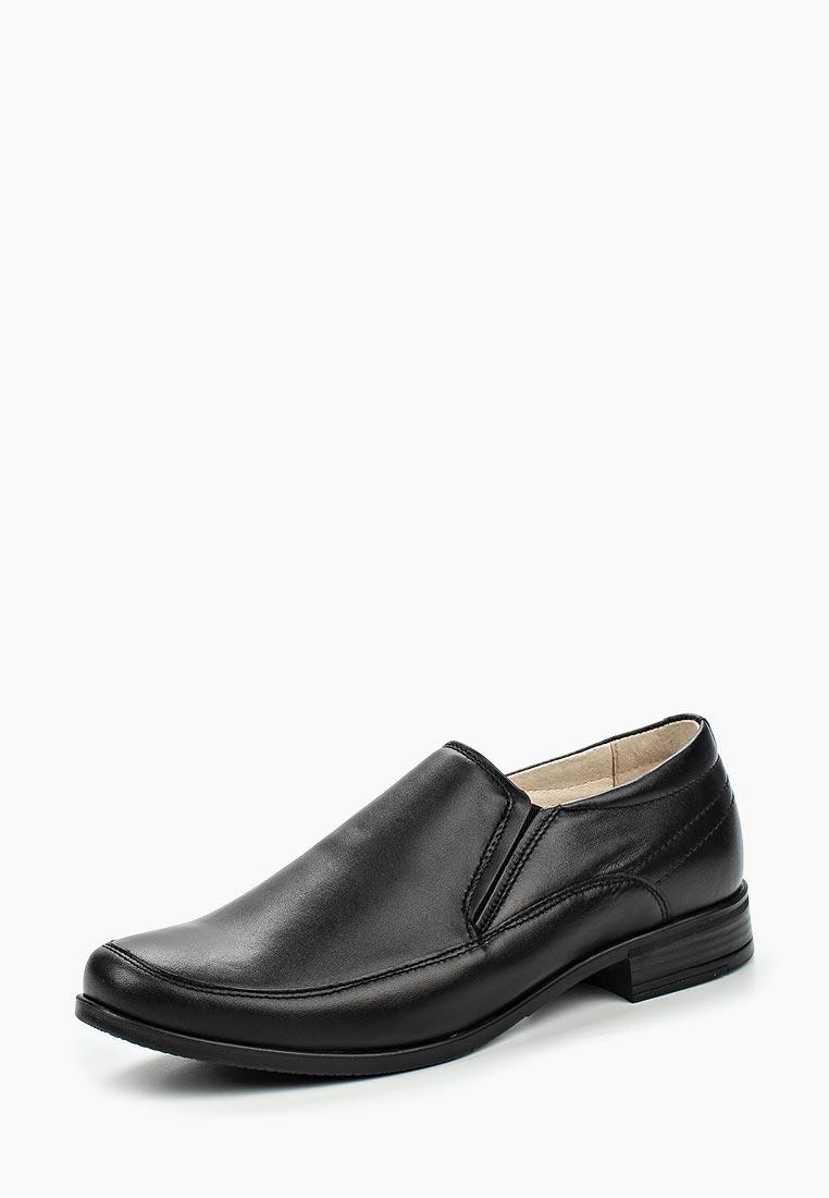 Туфли для мальчиков Зебра 10785-1