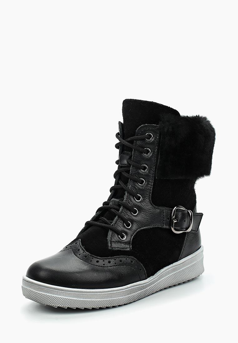 Ботинки для мальчиков Зебра 12095-1: изображение 1