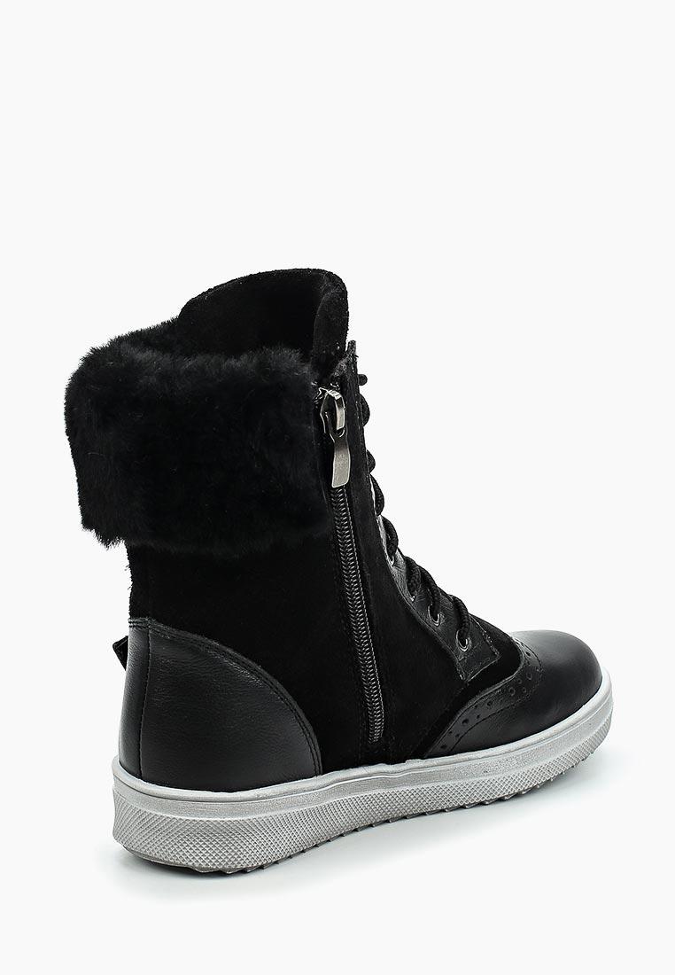 Ботинки для мальчиков Зебра 12095-1: изображение 2
