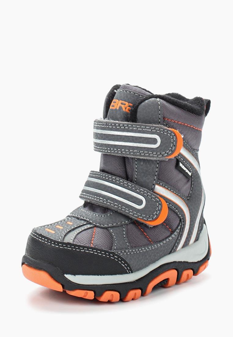 Ботинки для мальчиков Зебра 11002-10: изображение 1