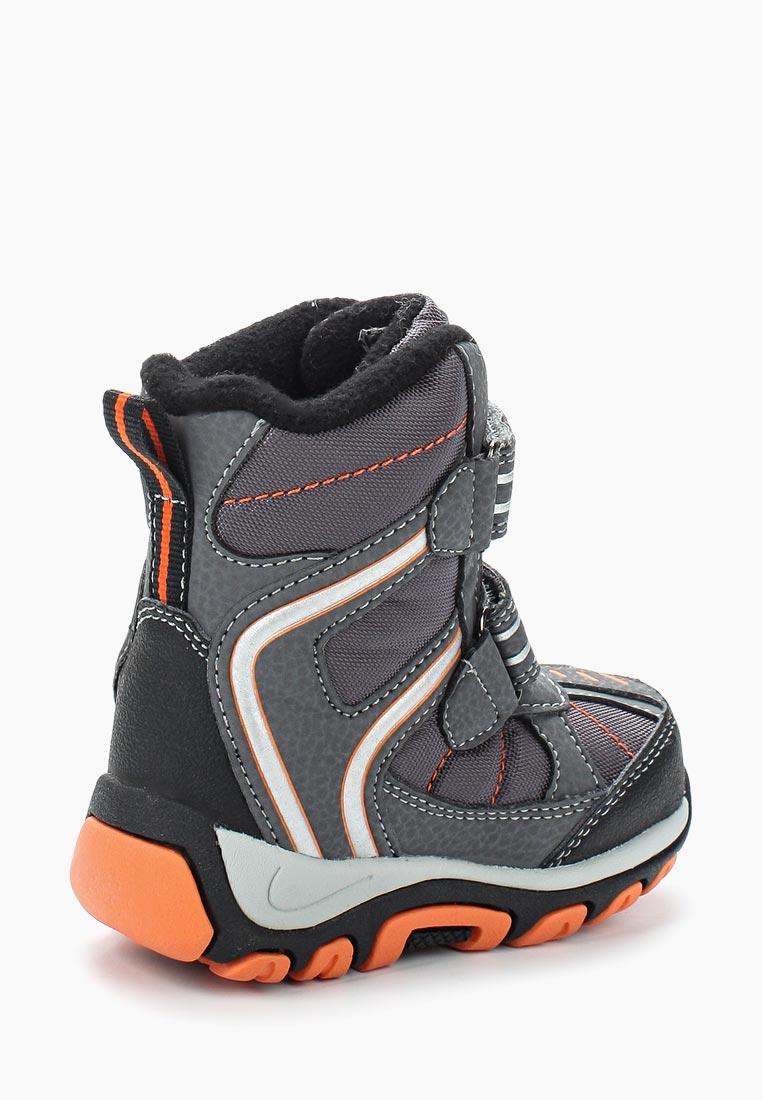 Ботинки для мальчиков Зебра 11002-10: изображение 2