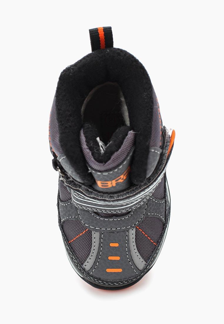 Ботинки для мальчиков Зебра 11002-10: изображение 4