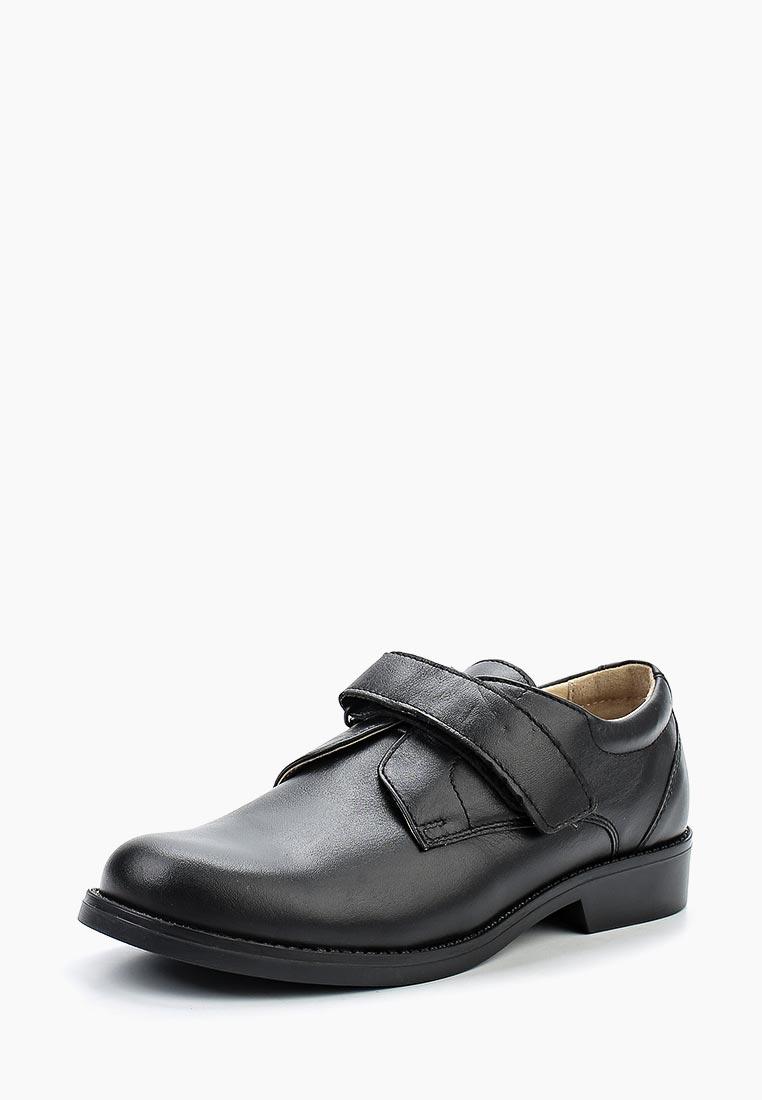 Туфли для мальчиков Зебра 10778-1