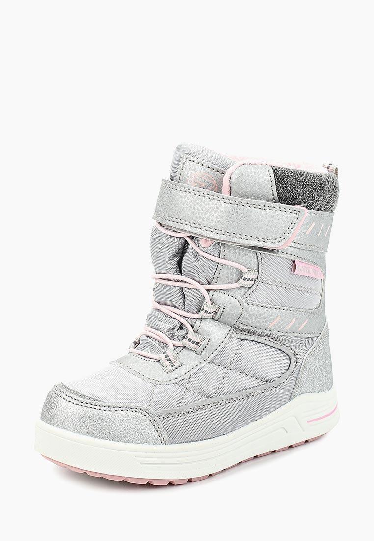 Ботинки для девочек Зебра 12548-10