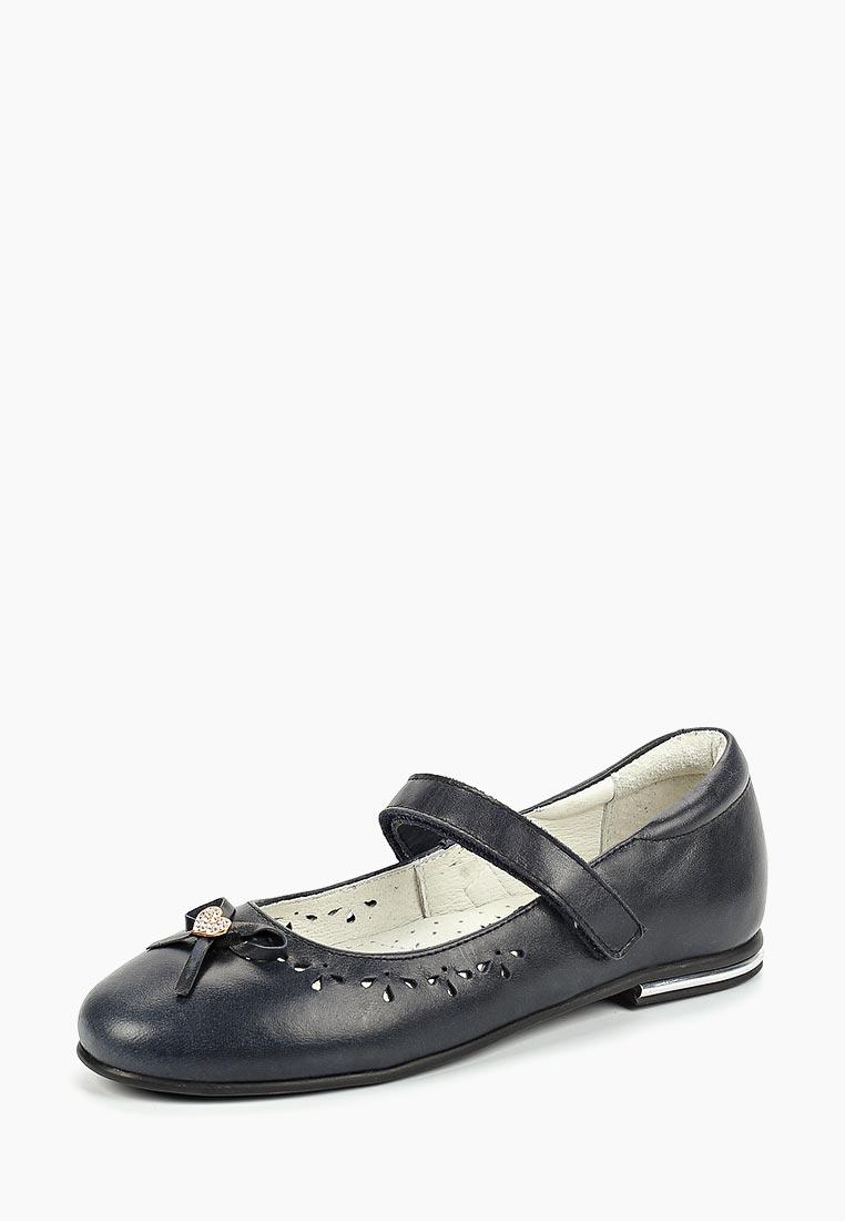 Туфли для девочек Зебра 11811-5