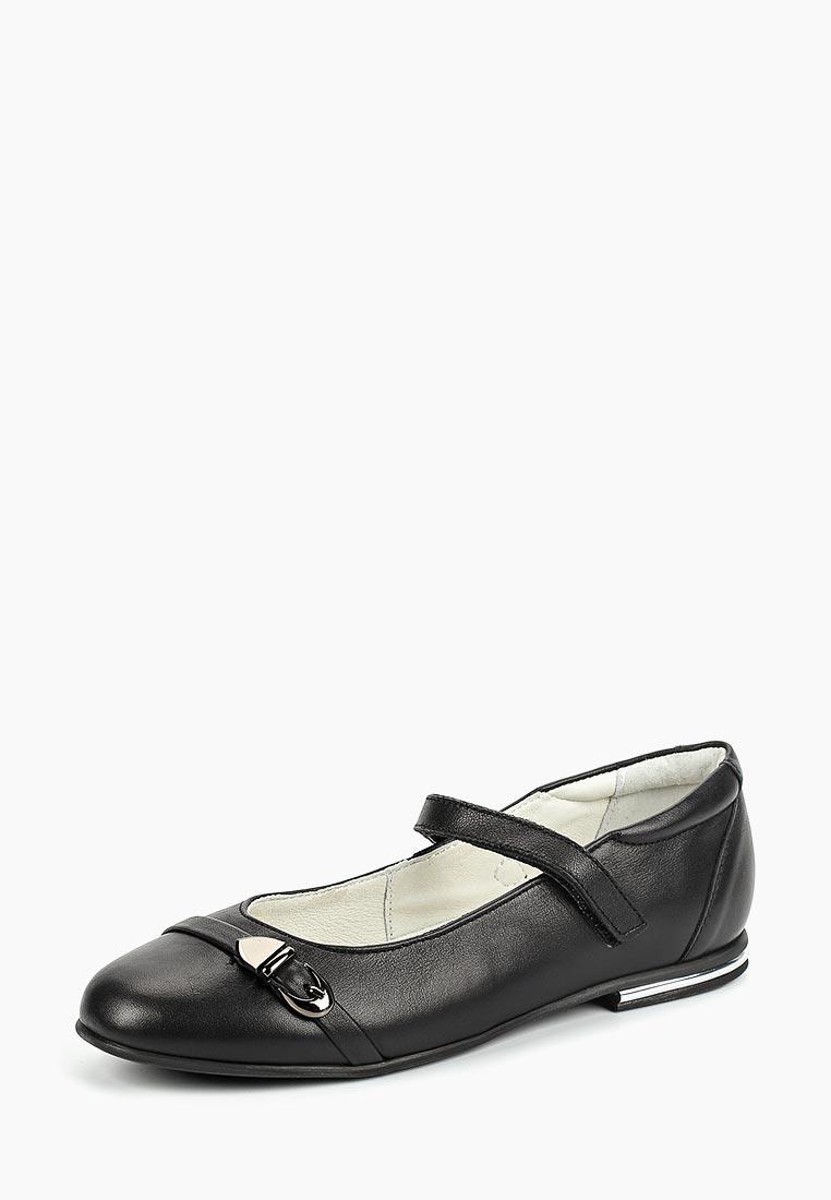 Туфли для девочек Зебра 11816-1