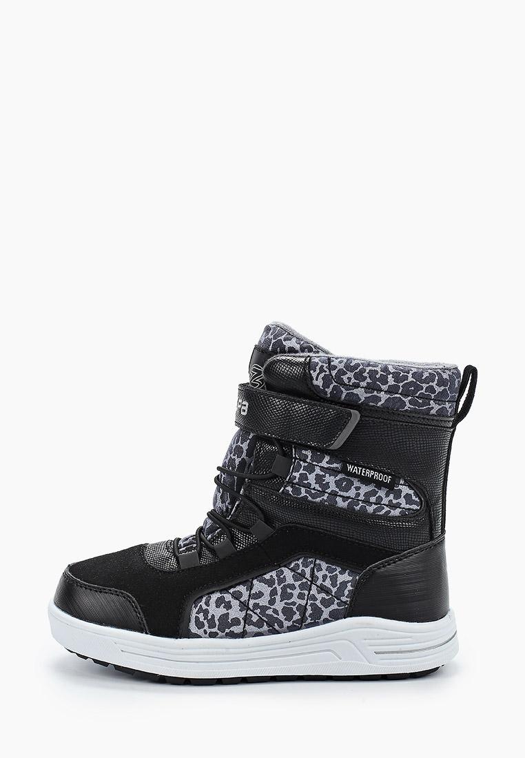 Ботинки для девочек Зебра 13908-1