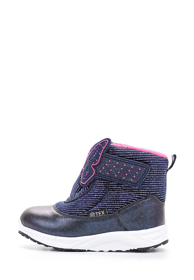 Ботинки для девочек Зебра 13891-5