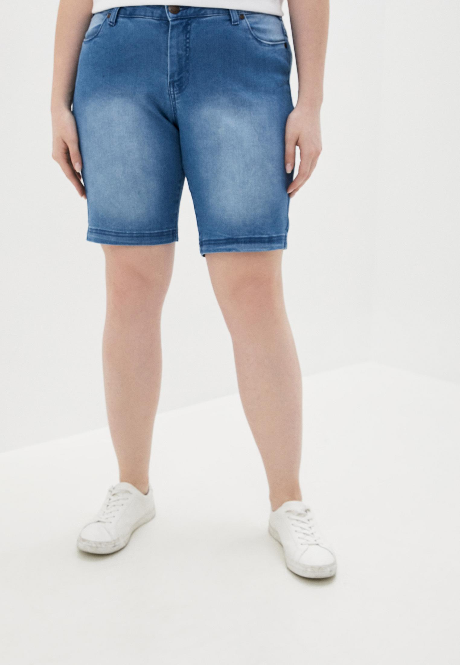 Женские джинсовые шорты Zizzi O10305Q