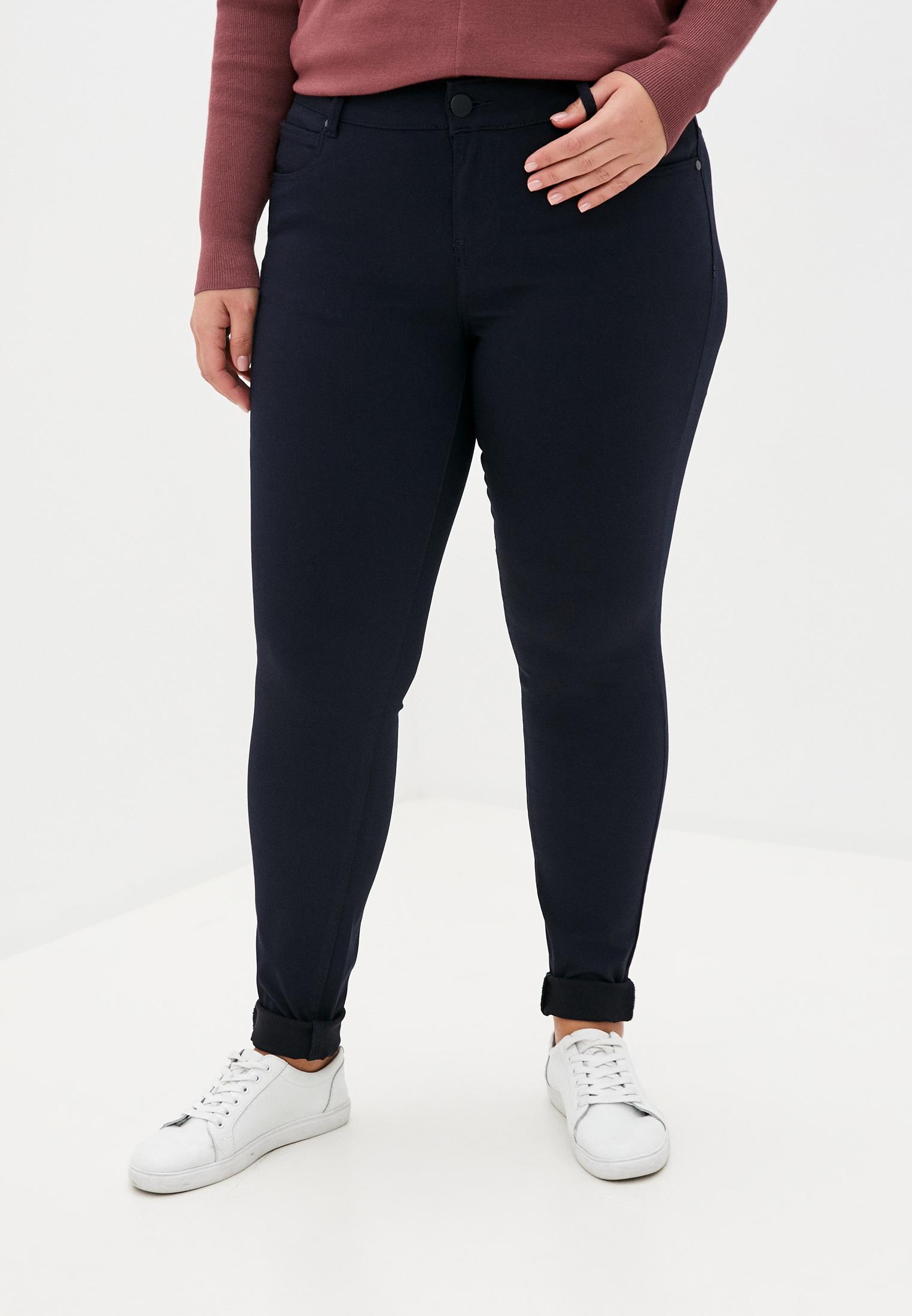 Женские прямые брюки Zizzi J99623E