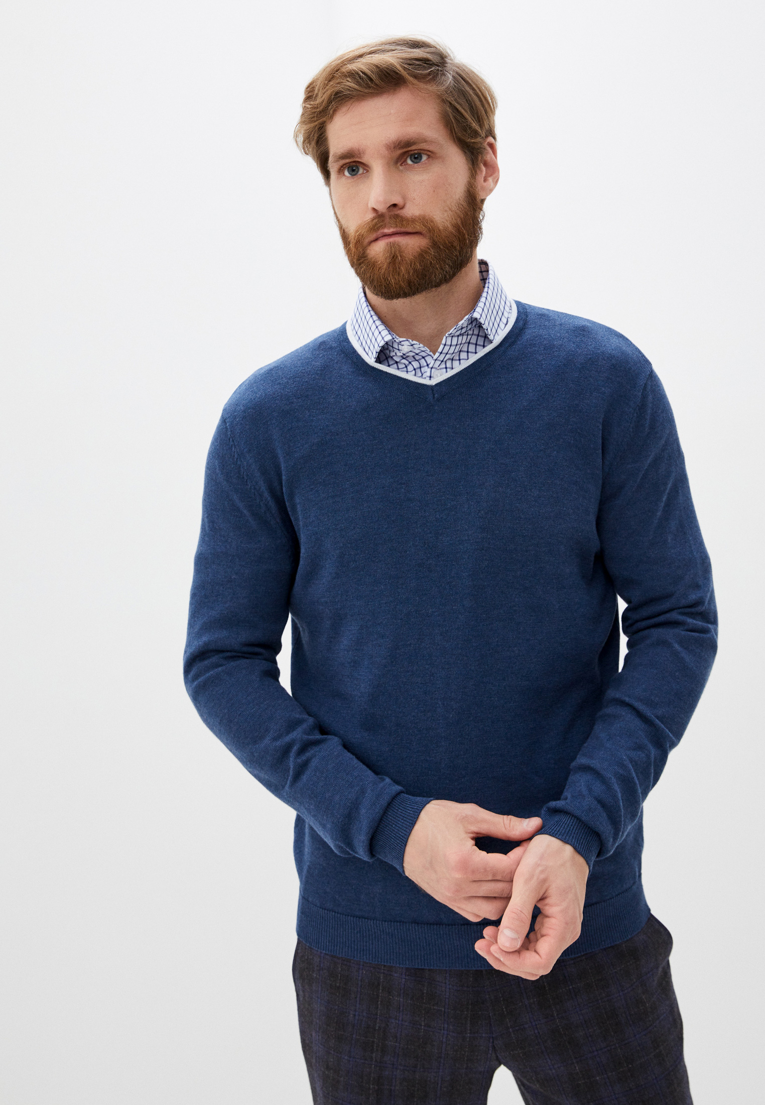 Пуловер Zolla MI61001_01
