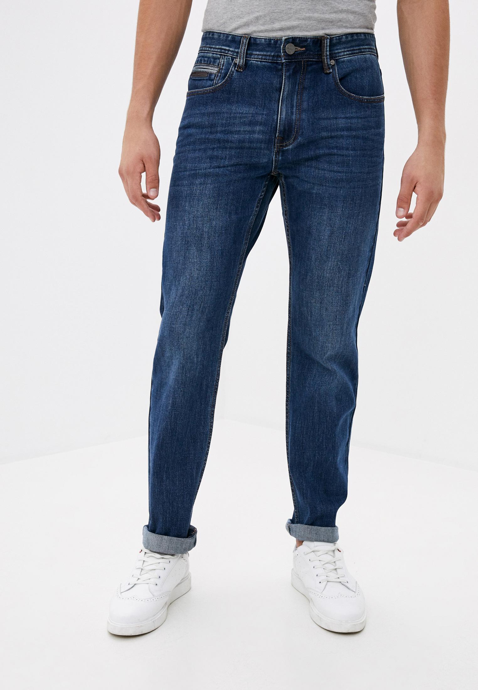 Мужские прямые джинсы Zolla 31033715Y013