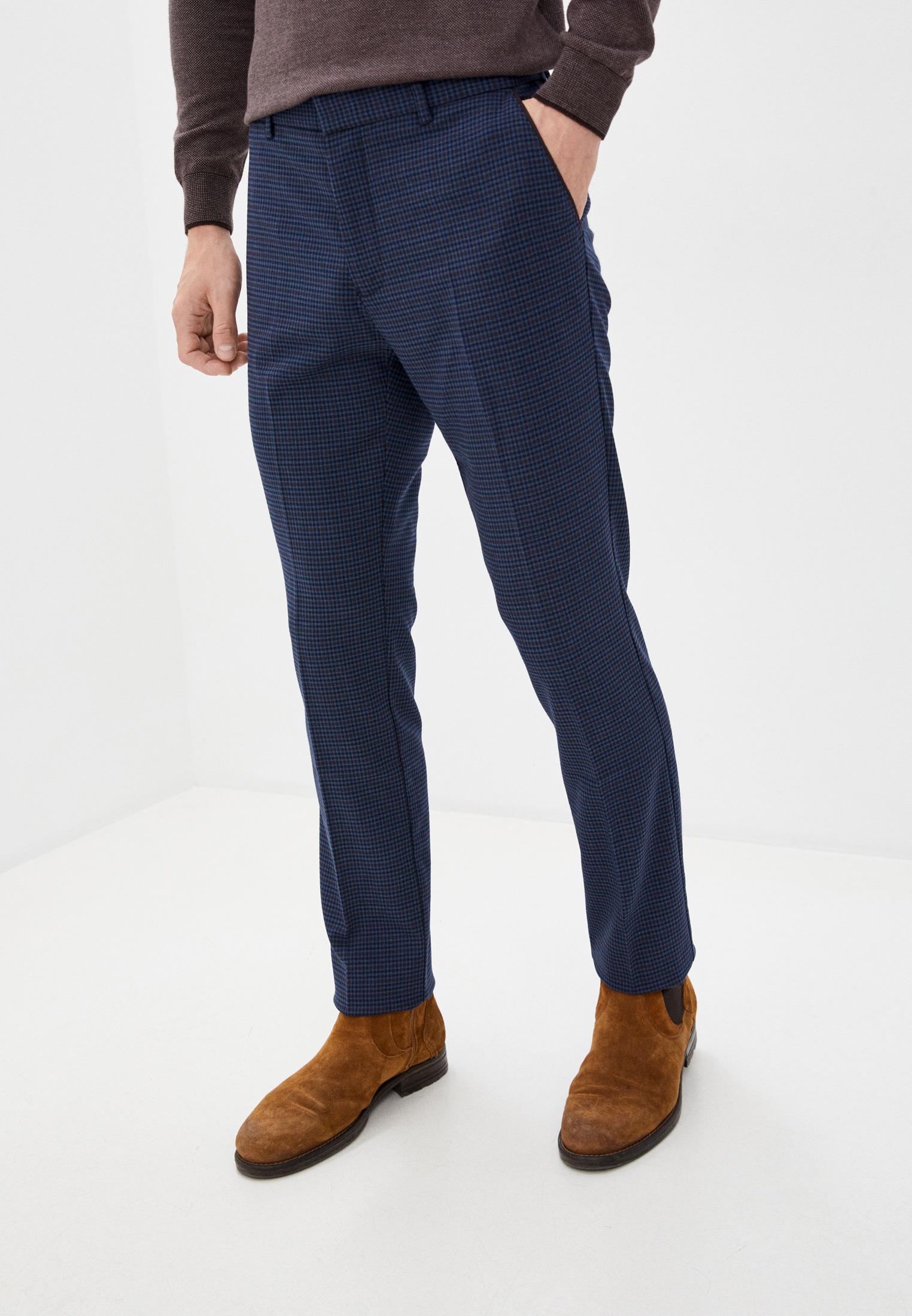 Мужские зауженные брюки Zolla 10337366013