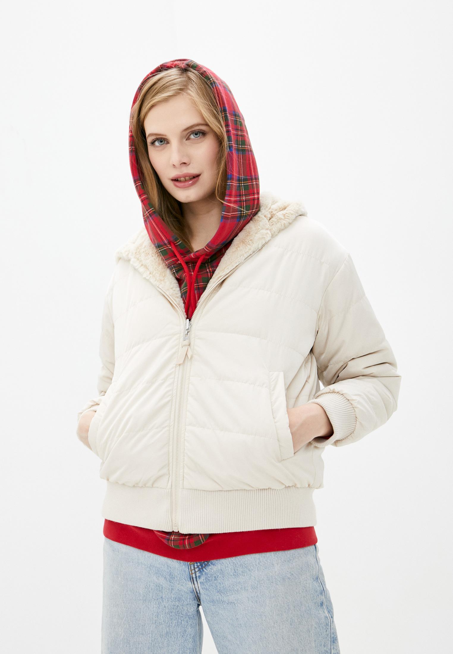 Утепленная куртка Zolla 20335139454