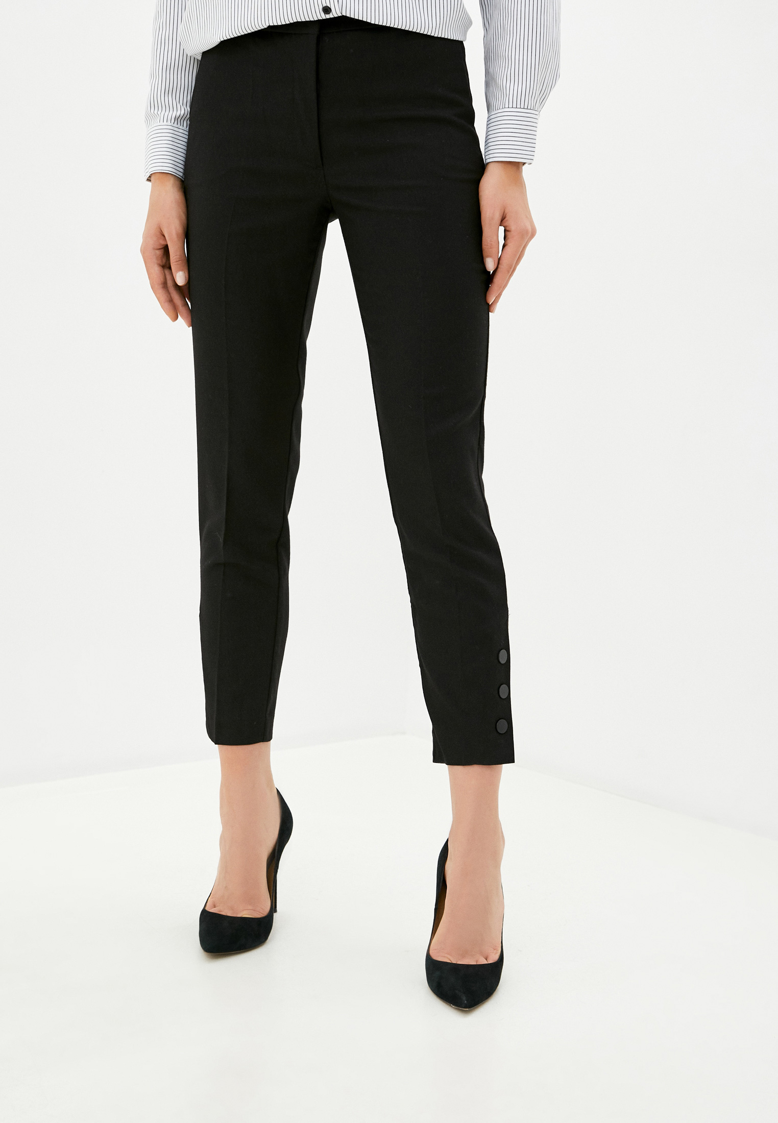 Женские классические брюки Zolla 20337366303
