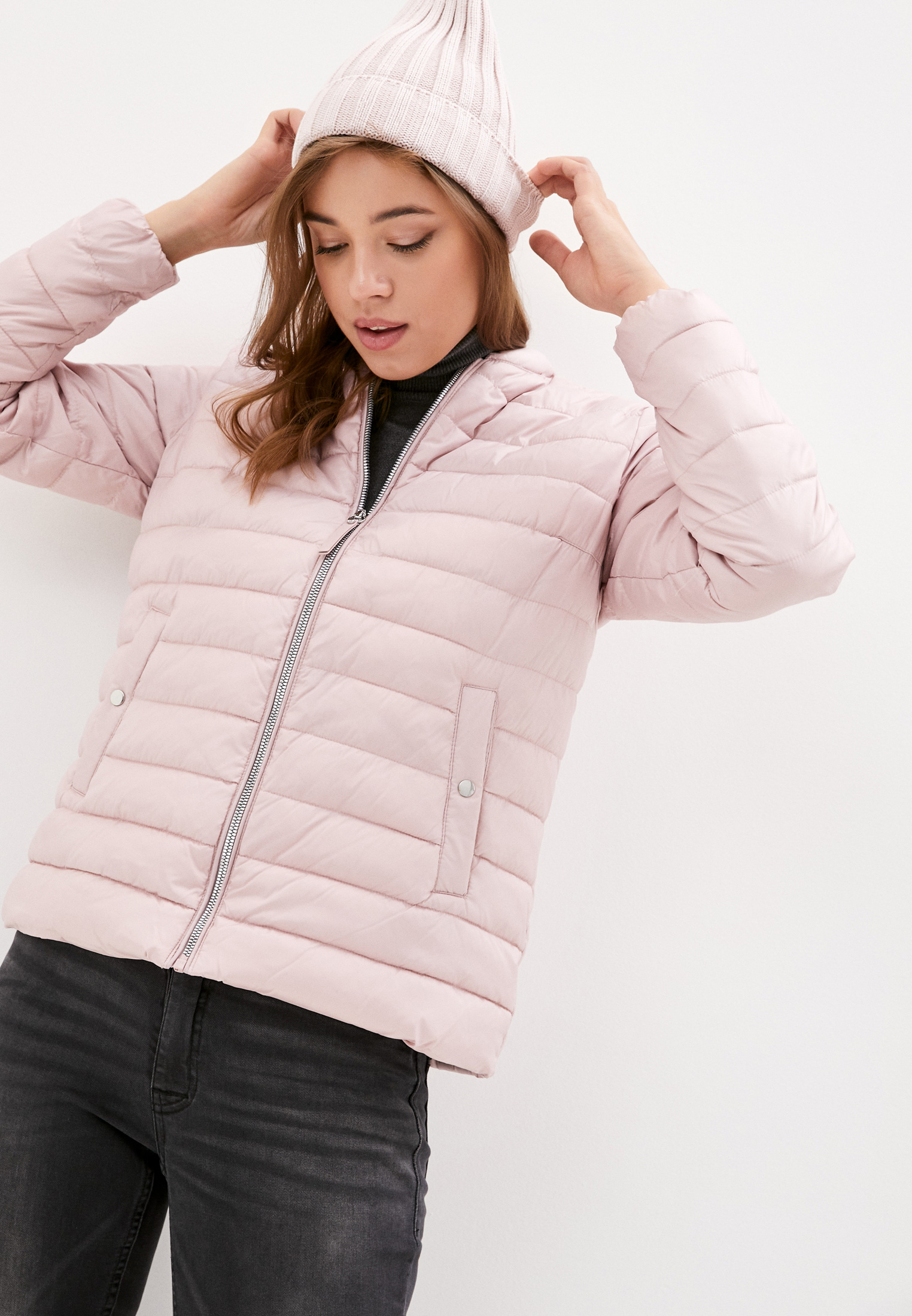 Утепленная куртка Zolla 20335112444