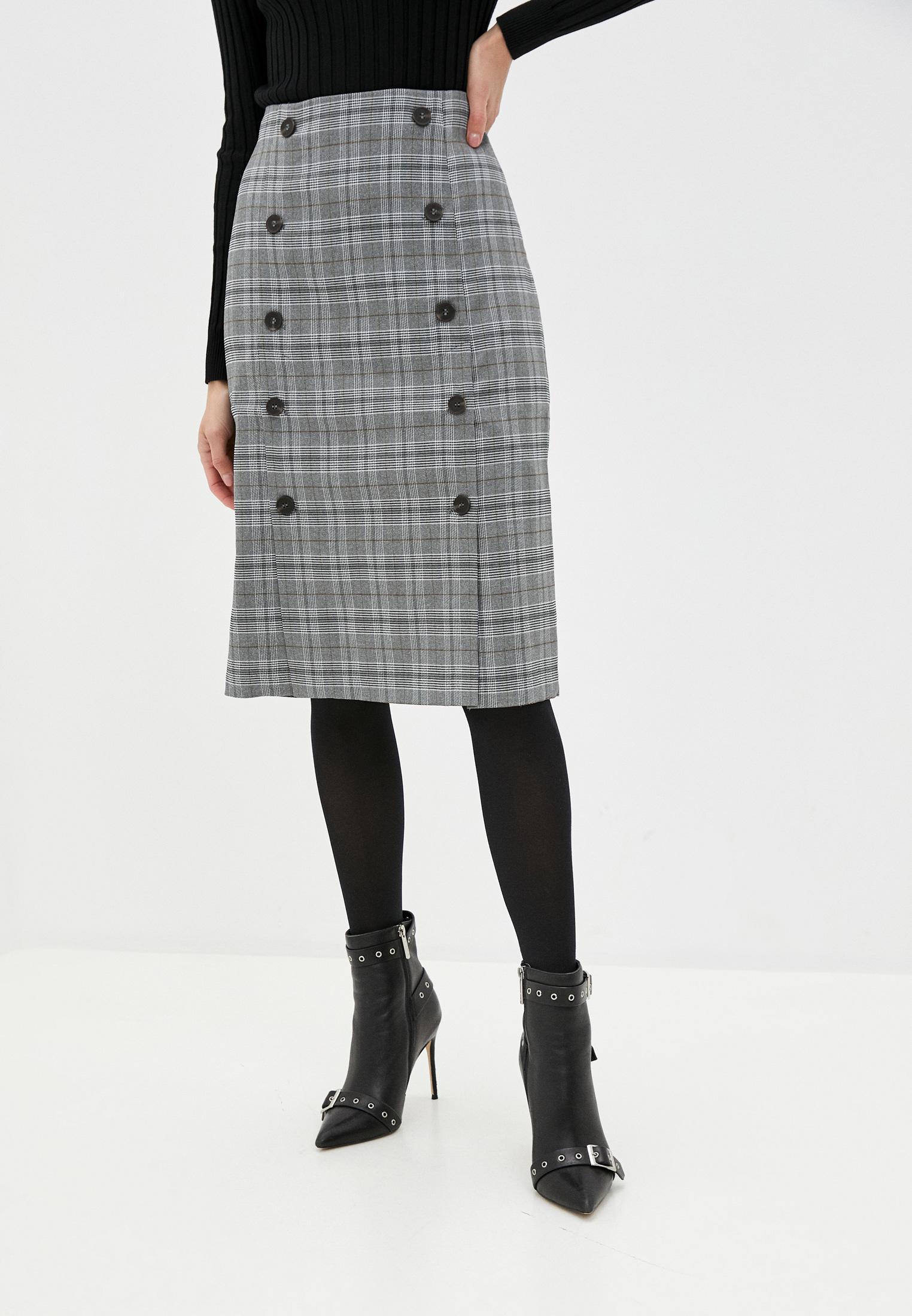 Прямая юбка Zolla 22033787Z101