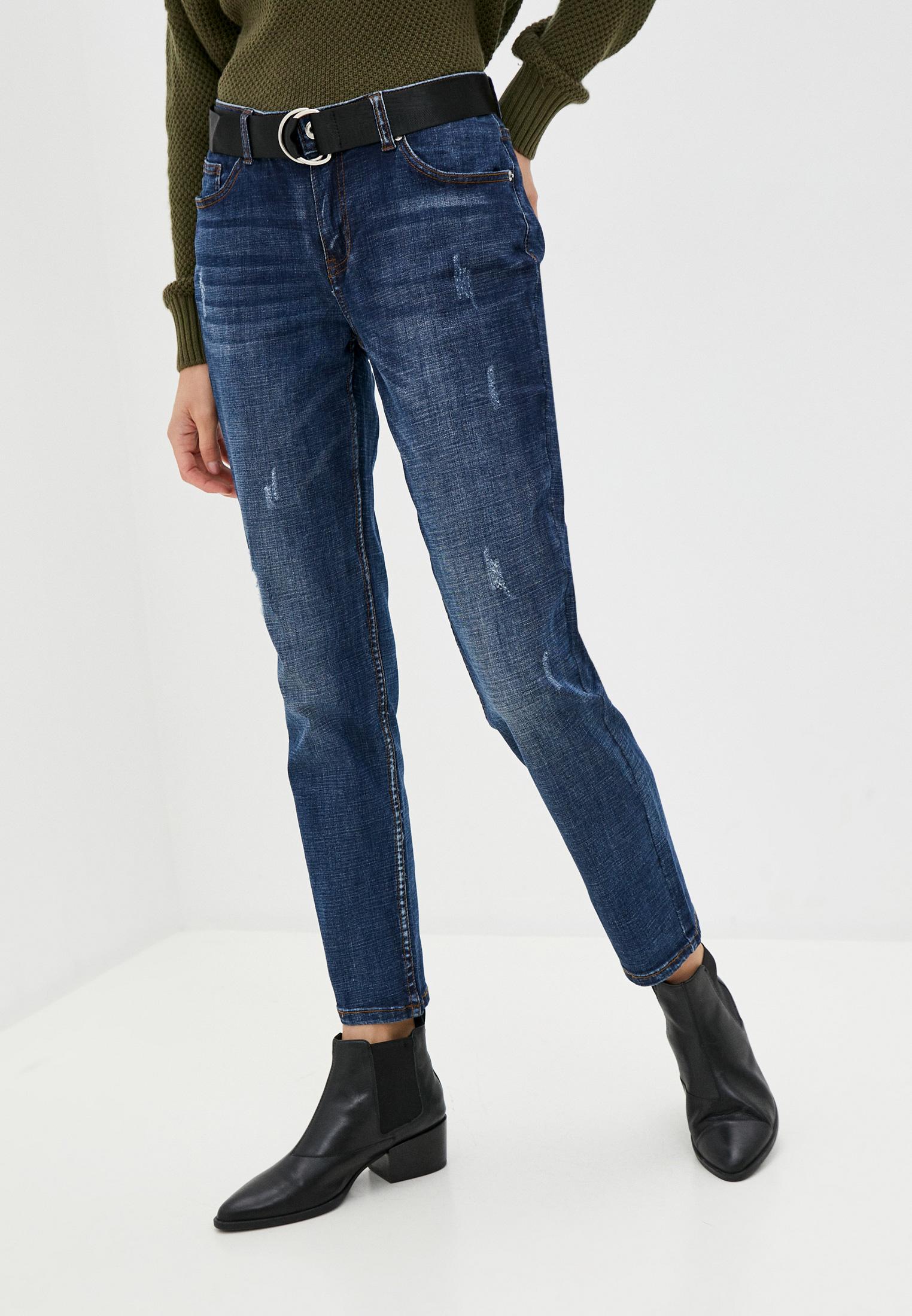 Зауженные джинсы Zolla 02033712Y013