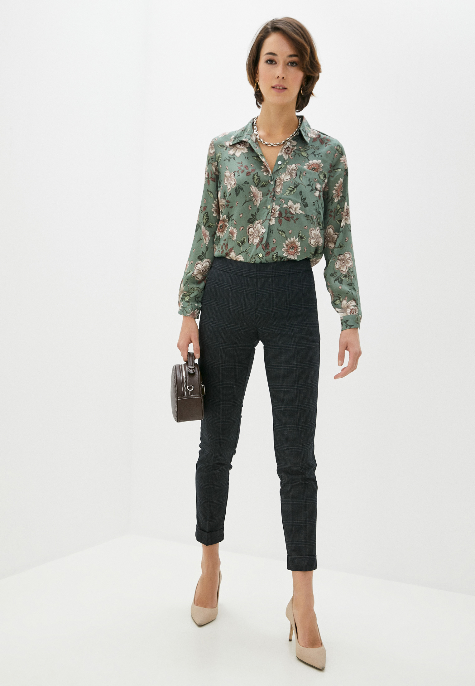 Женские классические брюки Zolla 20347366133