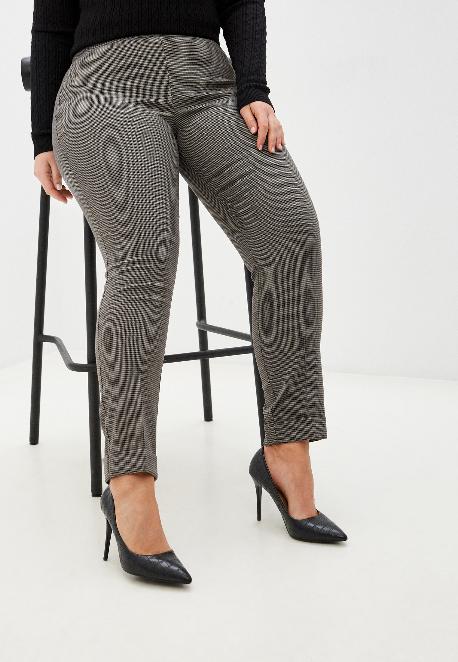 Женские классические брюки Zolla 22034737Z112