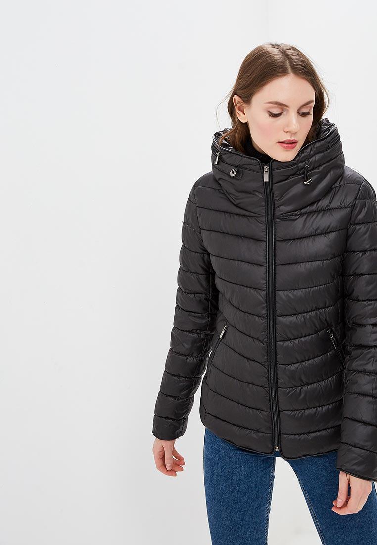 on sale 4782b daba9 Утепленная куртка женская Zuiki Z7A044PI цвет черный купить ...