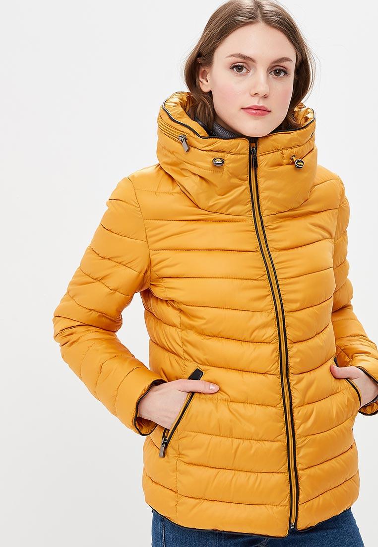 buy online 2fff6 bc82b Утепленная куртка женская Zuiki Z7A044PI цвет желтый купить ...