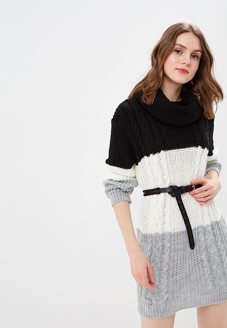 Вязаное платье Zuiki Z103317AB