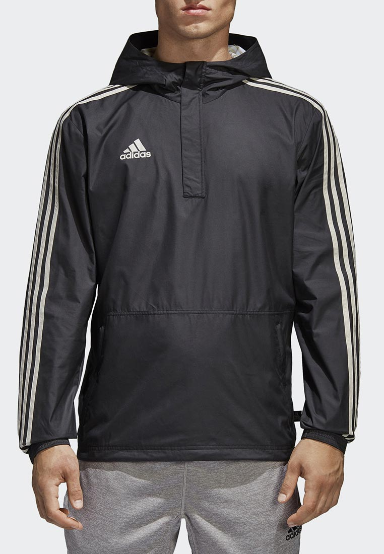 fd3a5c9f Ветровка adidas TAN WINDBREAKER купить за 139.00 р AD002EMAMAZ2 в ...