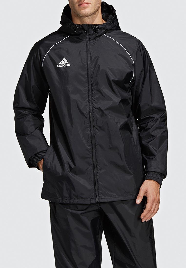 Ветровка adidas CORE18 RN JKT за 3 992 ₽. в интернет-магазине Lamoda.ru