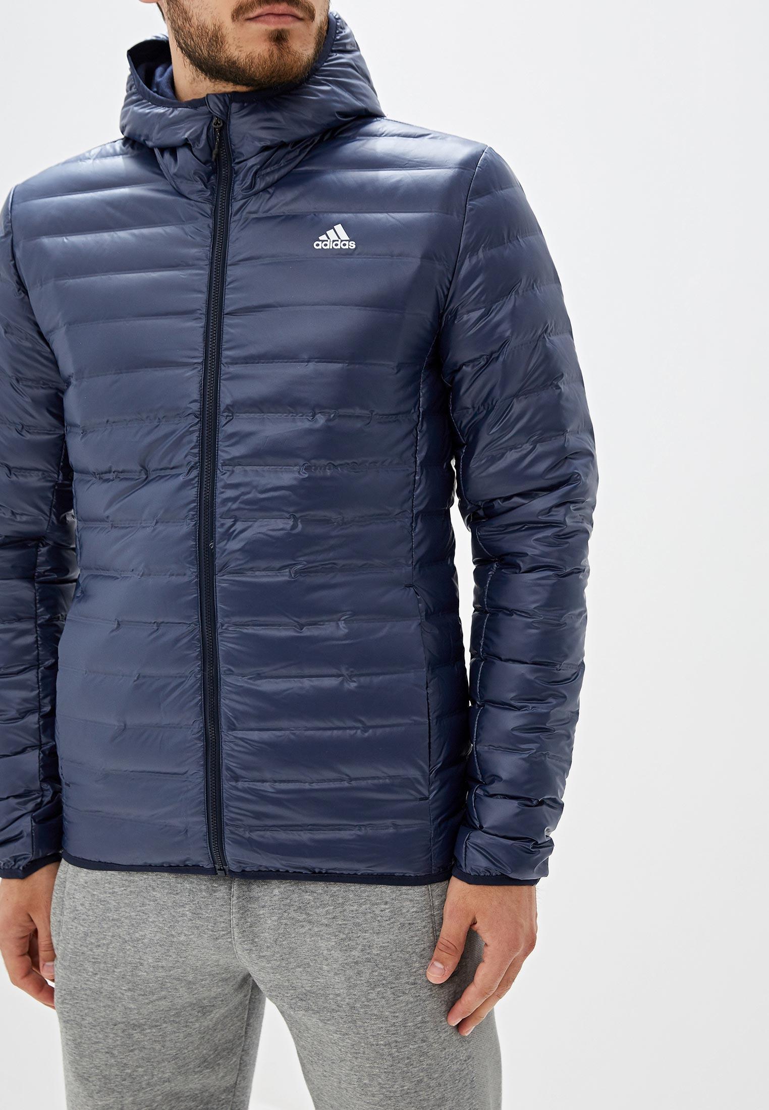 Пуховик adidas Varilite Ho Jkt купить за 7 591 ₽ в интернет-магазине Lamoda.ru