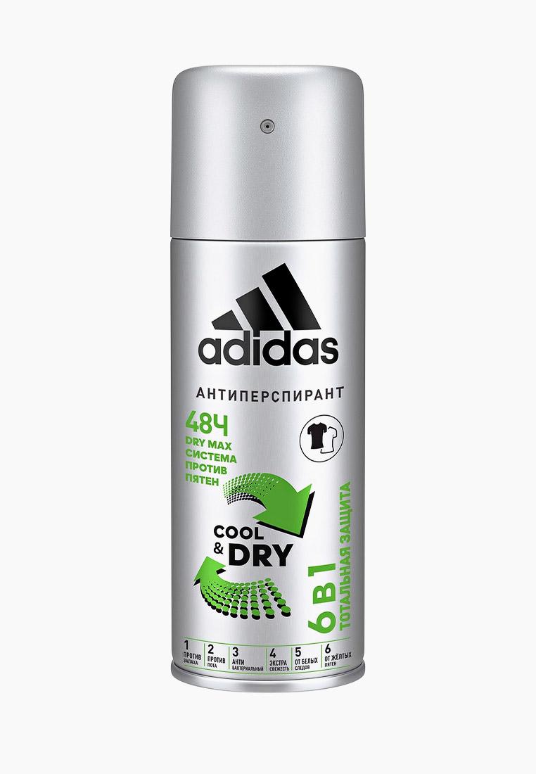 Дезодорант adidas Anti-perspirant Spray Male, 150 мл 6 in 1 за 300 ₽. в интернет-магазине Lamoda.ru