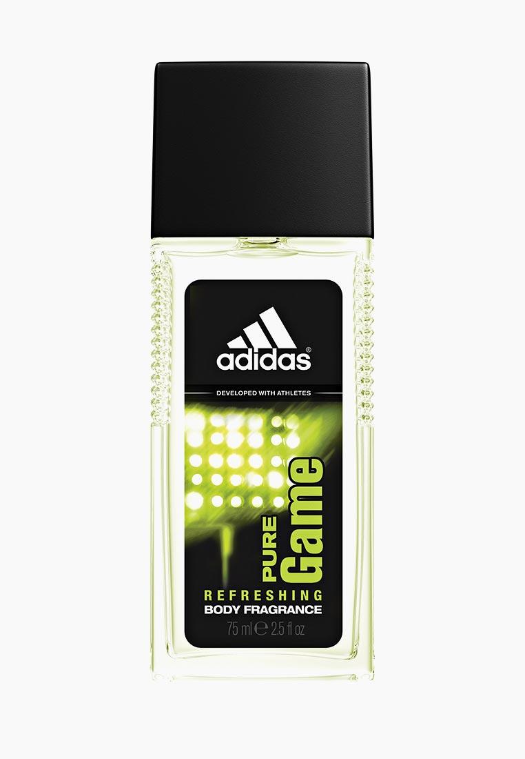 Парфюмерная вода adidas Pure Game, 75 мл за 510 ₽. в интернет-магазине Lamoda.ru